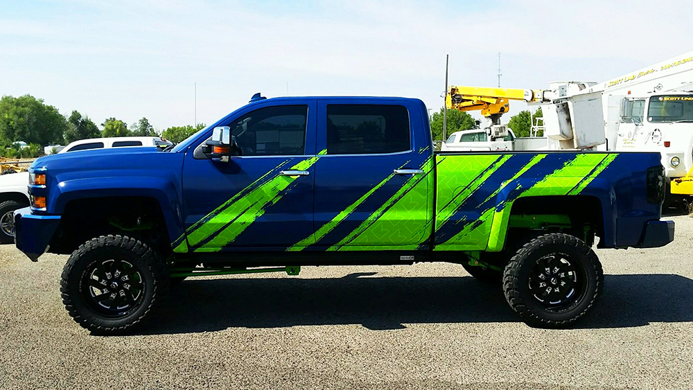 Auto Vinyl Wrap >> ArcticFX Trailer and Vehicle Wraps Image Gallery
