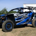 Can-Am Maverick X3 Side-X-Side Wraps from UTVFX Graphics