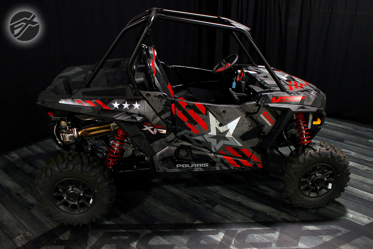Polaris Side By Side >> Side By Side Wraps Image Gallery From Utvfx Graphics