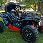 Polaris RZR Side-by-Side Wraps from UTVFX Graphics