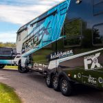 Ford F350 Truck and Trailer Wraps from ArcticFX Graphics