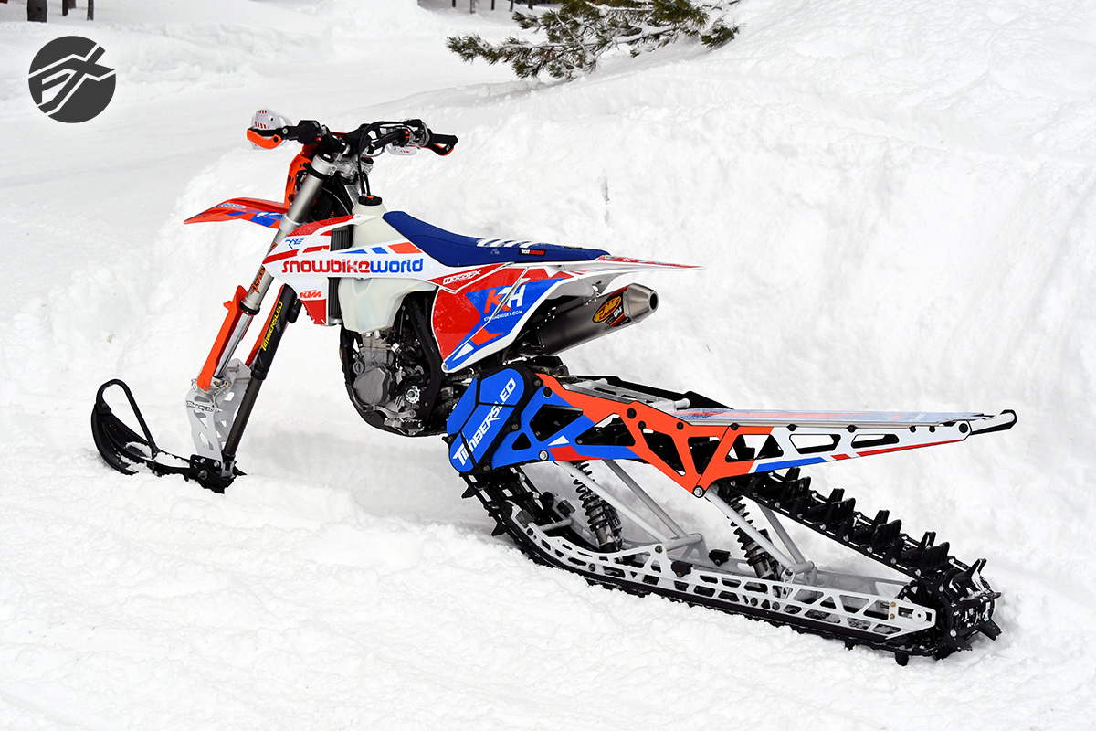Snow Bike Mx Graphics Image Gallery From Motofx Graphics